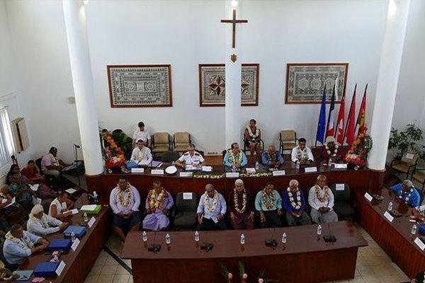 Assemblée territoriale