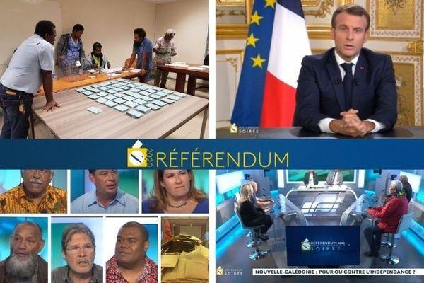 référendum à la 1 5 octobre
