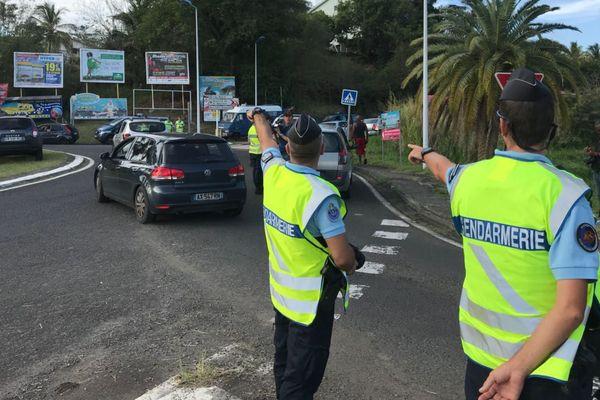 Contrôle gendarmerie