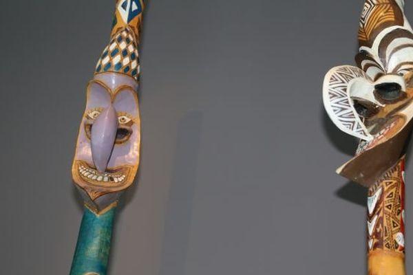 L'exposition Kanak, l'art est une parole