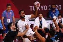 Le Réunionnais Melvyn Richardson a soigné son début de tournoi olympique avec une très belle performance d'entrée.