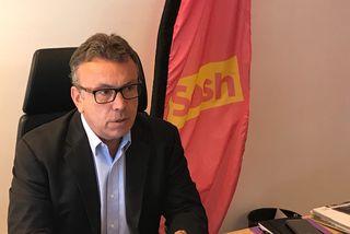 le directeur Orange Réunion Mayotte