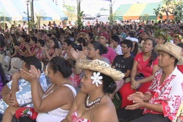 Journée des langues polynésiennes : les étudiants écrivent pour leur avenir