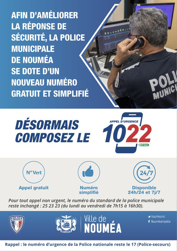 1022 urgence