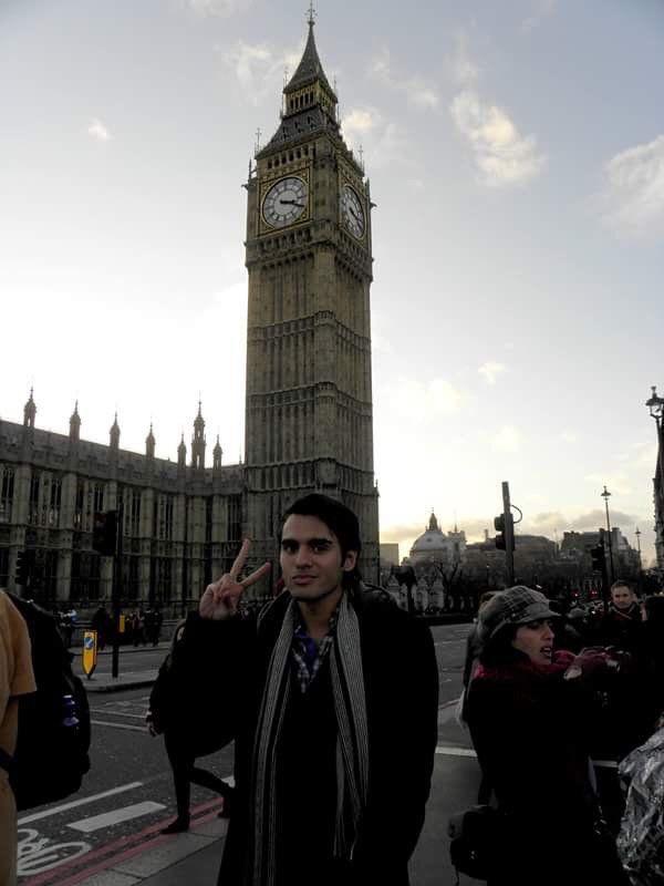 C'est lors de son séjour à Londres que Charles a voulu communiquer sur la Nouvelle-Calédonie