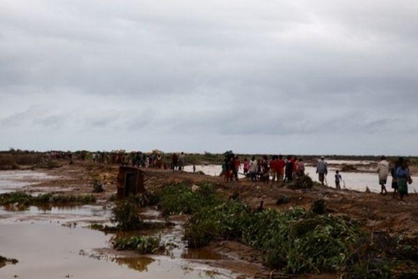 Passage cyclone Haruna : inondations à Tuléar