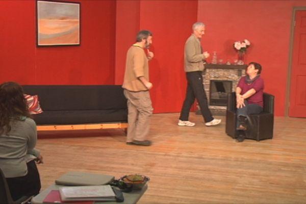 """""""Joyeuse pagaille"""" ! une mise en scène d'Isabelle Astier."""