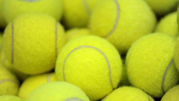 tennis balles