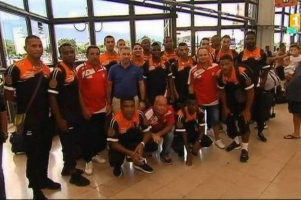 Excelsior sur le départ coupe de France face à Lille