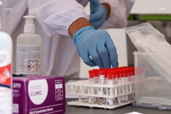 coronavirus covid test dépistage