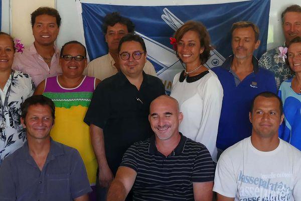 Le comité de pilotage des Aires Marines éducatives