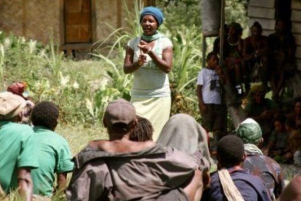 PNG Femmes violences