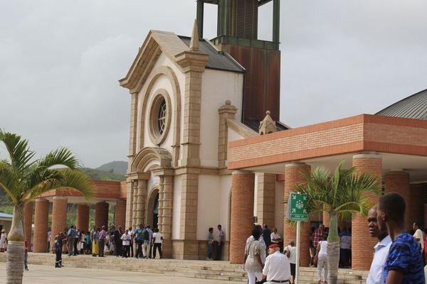 Eglise du François