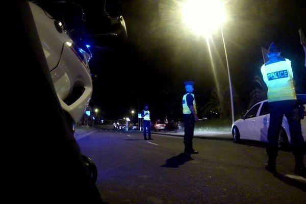 Dispositif police