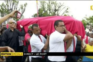 Funérailles Paul Vergès