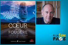 """Ian Borthwick présente """"Au coeur de la fougère"""" dans """"À la 1ère Page"""", le magazine littéraire du portail des Outre-mer"""