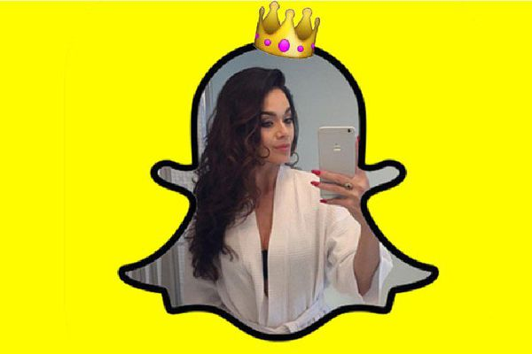 Vaea Ferrand takes over Snapchat