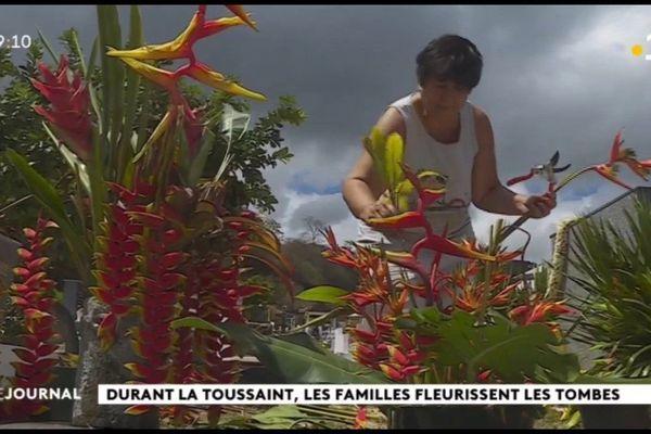 La Polynésie commémore la Toussaint