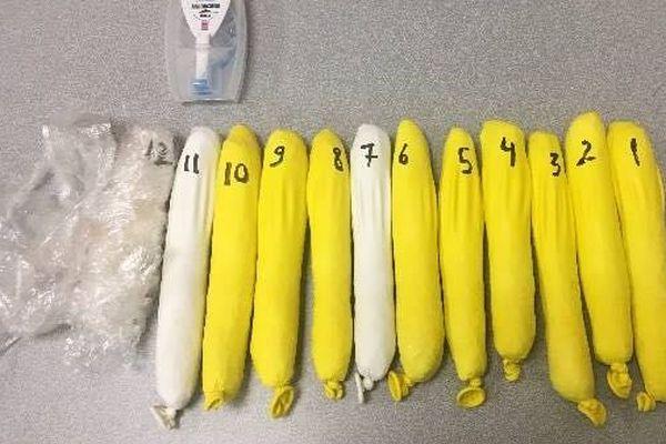 Saisie de cocaïne à Gillot