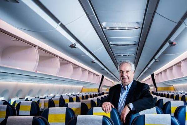 Jean-Paul Dubreuil PDG d'Air Caraïbes