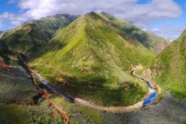 rivière de la dumbéa