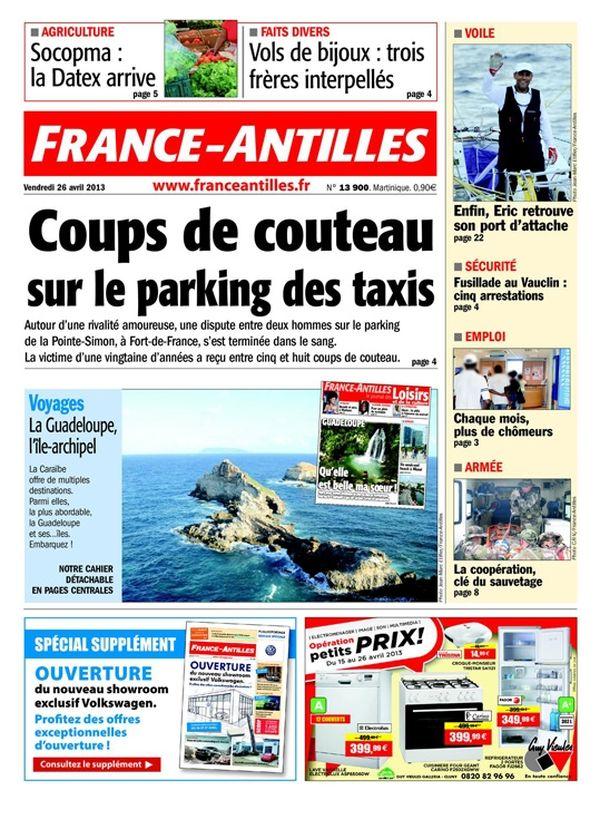 France Antilles Martinique