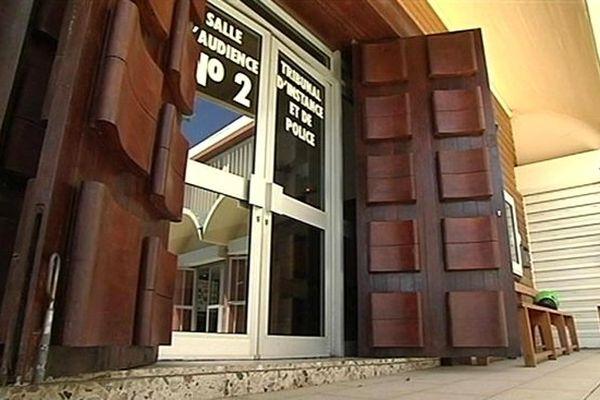 Saint-Pierre : tribunal d'instance