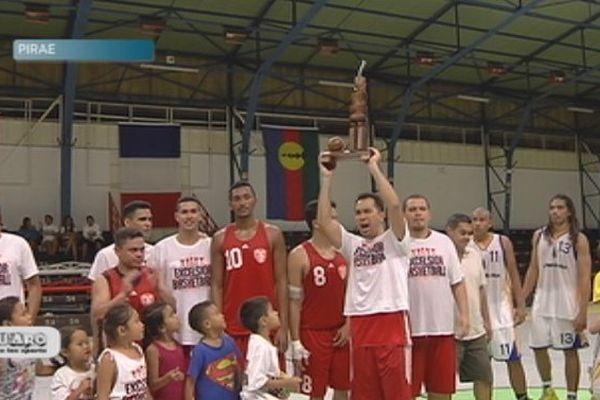 Basket : Tahiti sélectionné pour la coupe de France