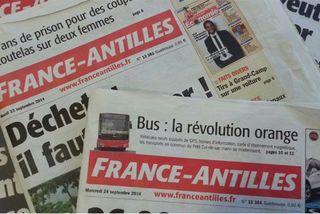 Couverture France-Antilles