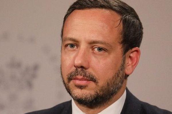 Adrien Taquet, secrétaire d'état auprès de la ministre des solidarités et de la santé