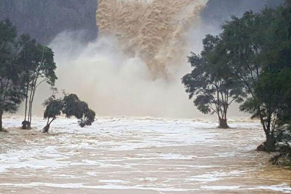 Inondations NZ