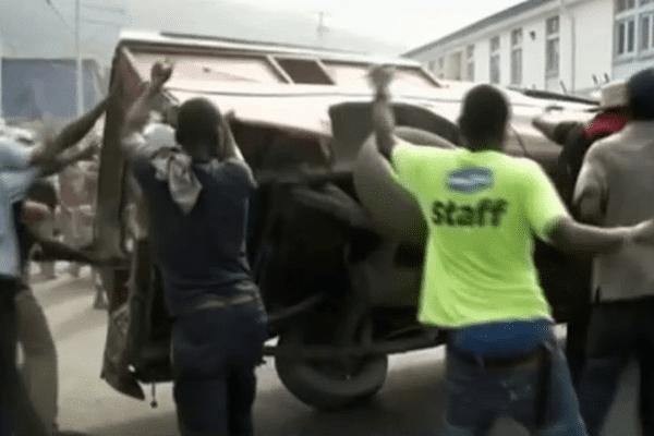 Haïti en crise politique