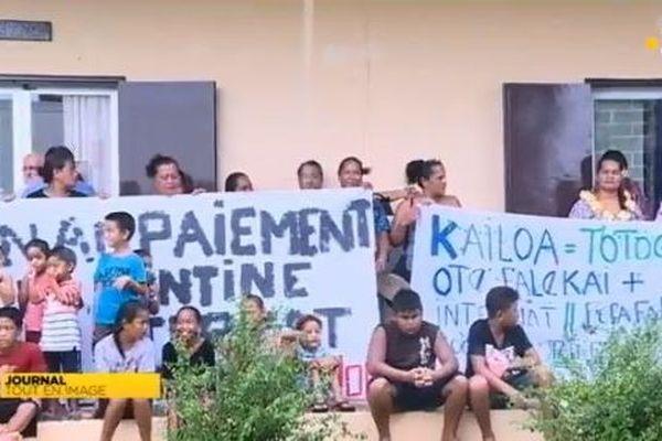 manifestation école de malaetoli