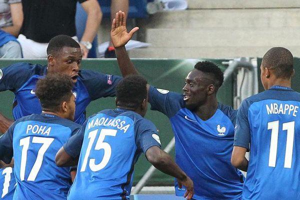 Euro U19 : les Bleuets écrasent les Italiens