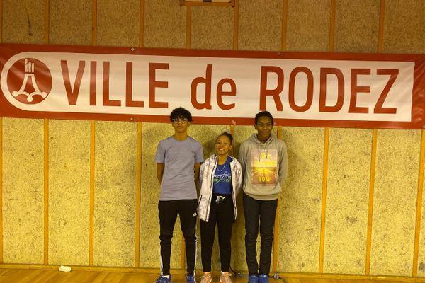 Escrime : 3 jeunes guyanais à Rodez deuxième étape du circuit national élite M17