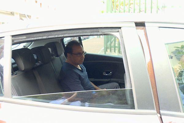 Ibrahim Patel arrêté