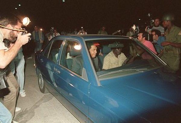 Duvalier l'exil 1986