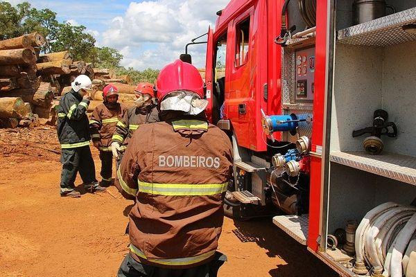 Pompiers : coopération transfrontalière