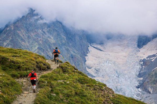 UTMB photo Ultra Trail du Mont-Blanc TDS 250821