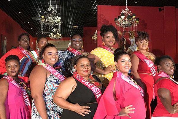 Miss Rondes Martinique