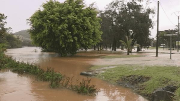 Dumbéa inondation