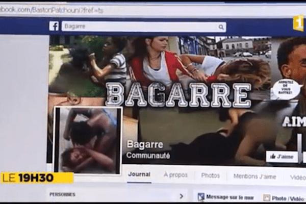 Violence sur Internet