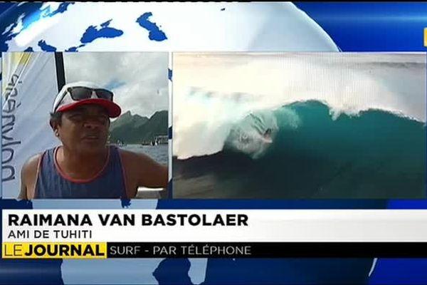 Le petit monde du surf solidaire de Tuhiti Haumani