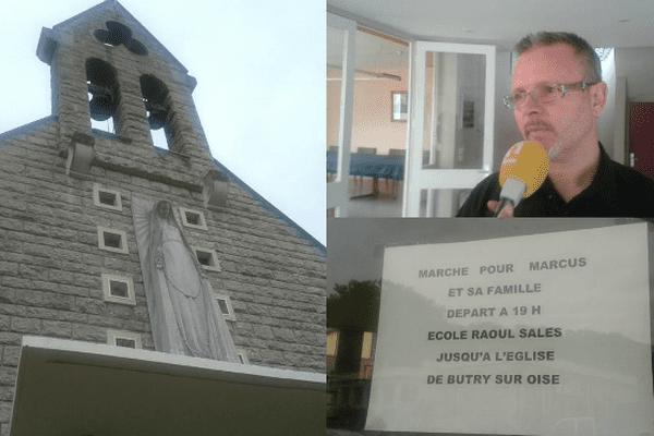 Marcus / Mobilisation Butry-sur-Oise
