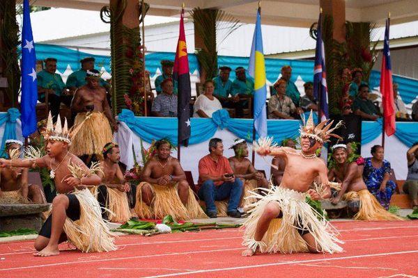 Ouverture du forum des îles du Pacifique