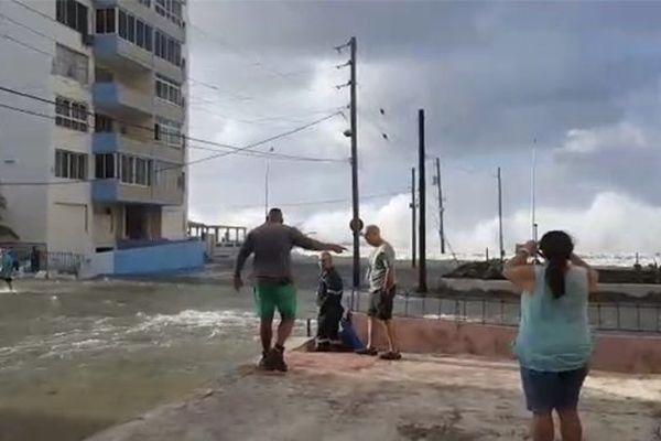 Inondations Cuba