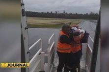 Les pompiers de Wallis ne sont pas équipés d'élévateur pour les évasan à l'aéroport