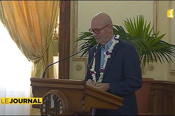 Pascal Lamy dresse le bilan du congrès de coopération économique du Pacifique