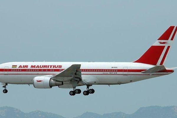 Air Mauritius Boeing