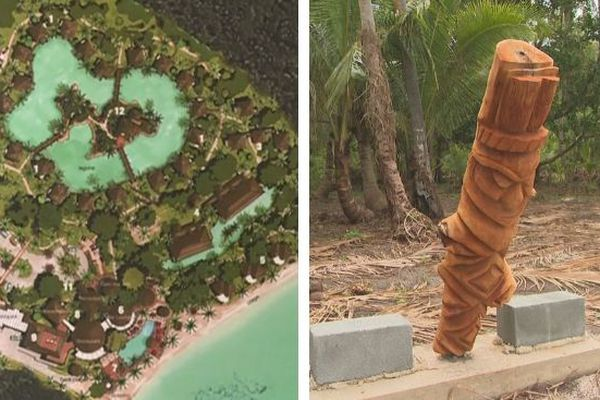 Lifou : le projet d'hôtel cinq étoiles et un bois tabou